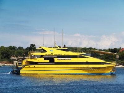Bounty Cruise ke nusa lembongan