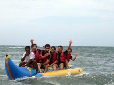 Have Fun Main Banana boat