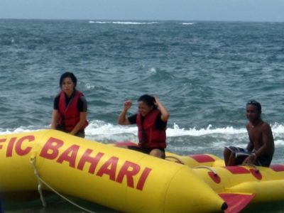 Flying fish bali