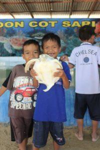 Anak Anak Suka Pulau Penyu