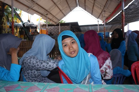 Group SMA Jakarta di bali