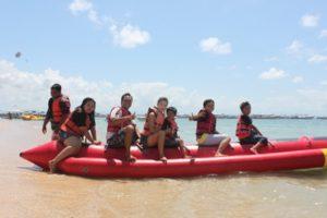 Banana Boat tanjung Nusa dua