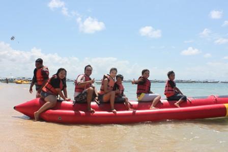 Water Sport Bali Murah Cocok Untuk Wisata Anak Anak