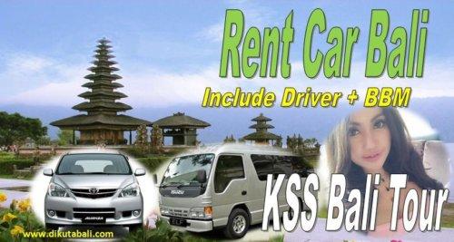 Sewa Mobil Tour di Bali