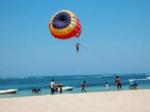 Murah meriah Parasailing Bali