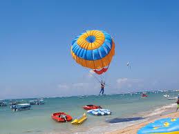 Parasailing Watersport Tanjung Benoa Bali murah
