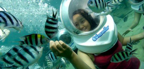 Sea Walker Bali