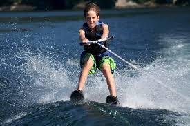 water ski water sport Bali