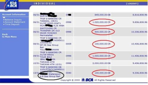 Cara pesan - K.S Sea Group Bali