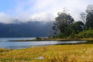 Danau Buyan jarak Dekat