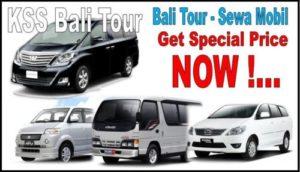 Bali Tour Sewa Mobil
