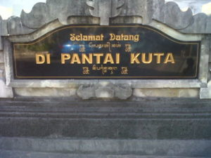 Di Kuta Bali