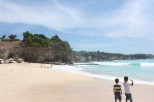 dreamland Bali indah