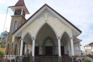 Gereja Di Puja Mandala
