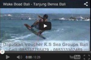 Wake Board Bali tanjung Benoa