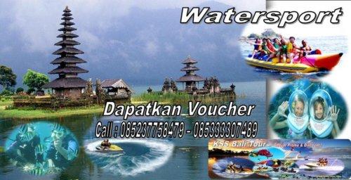 Watersport Bali Harga Murah Meriah