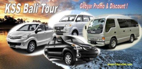 Booking Mobil Tour Dengan KSS Bali Tour