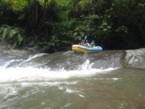 Raftingnya Bali