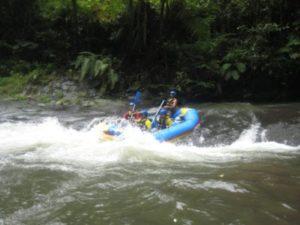 White rafting 2 jam an Bali