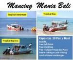 Mancing Mania di Bali