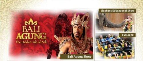 Bali Safari Performance