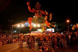 Pengerupukan di Bali