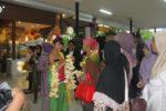 Sambut group ke Bali