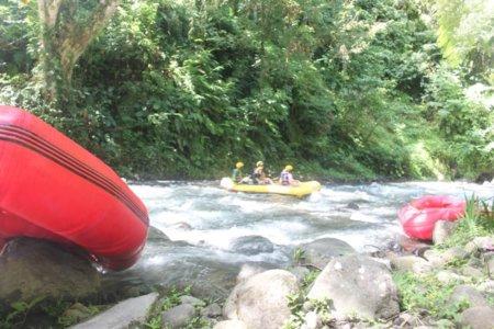 rafting Telaga waja Bali murah
