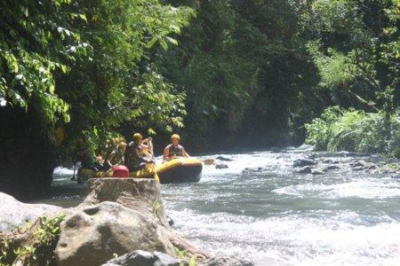 Rafting 4 + Telaga waja