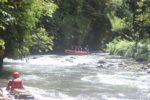 Telaga waja Balinya rafting