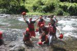Telaga waja Rafting murah