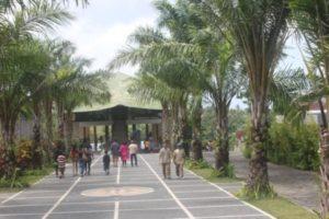 Gate Masuk Taman Nusa Bali