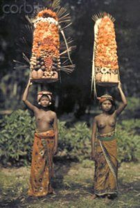 Wanita di Bali Lampau