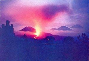 Gunung Batur 1970