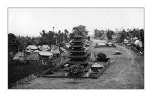 Pura besakih 1930