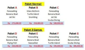 Paket 2014 watersport