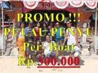 Promo pulau Penyu
