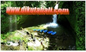 Bali paradise rafting
