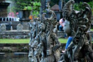 Masih Di Taman Ayun Bali