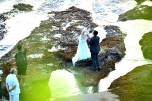 Pra wedding di Bali 1