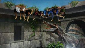 Dinosaurus Di Bali
