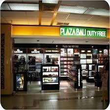 Plaza Bali Duty Free