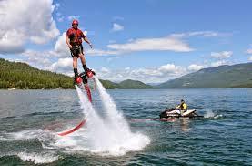 water fly Bali