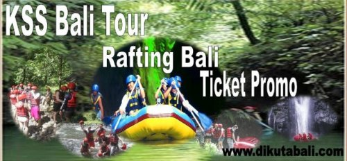 Harga paket Rafting telaga waja Murah Di Bali