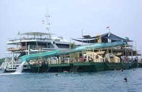 Bali hai cruise benoa
