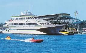 bali quick silver cruise