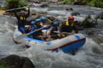 my adventure rafting Bali