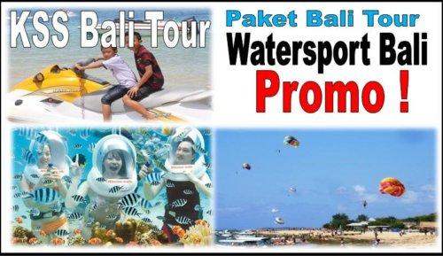 Paketan Murah - Watersport di Bali Murah