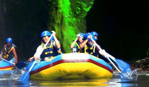 Booking Rafting Murah Bali Online