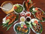 Paket Seafood menu jimbaran
